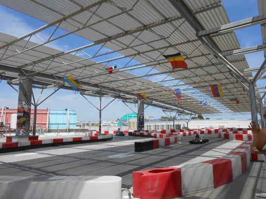 Karting Experience Fuengirola: Action 1