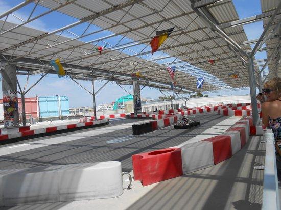 Karting Experience Fuengirola: Action 2
