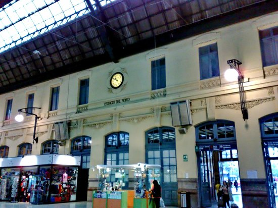 Estación del Norte: Valencia North Station