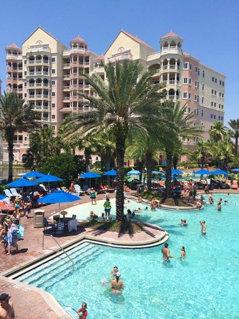 Family Pool Picture Of Hammock Beach Resort Palm Coast