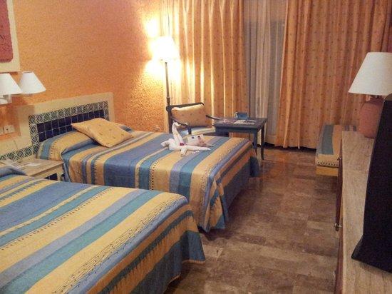 Iberostar Tucan Hotel : les lits
