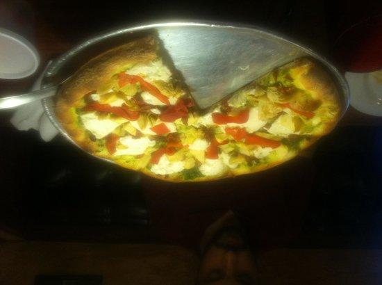 Brooklyn Boyz Pizza: Vegan pizza