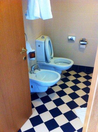 Hotel Cà Tron: bagno stanza 211