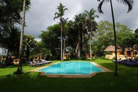 Arusha Safari Lodge: Pool