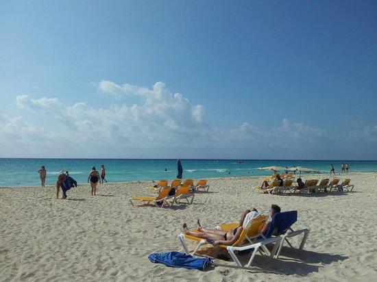 Iberostar Tucan Hotel : plage