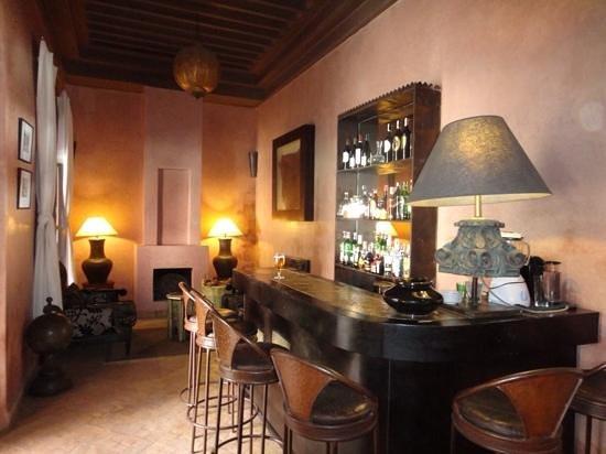 Riad Noir d'Ivoire: Riad Bar