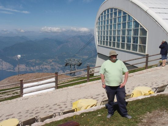 Monte Baldo: The Top Station