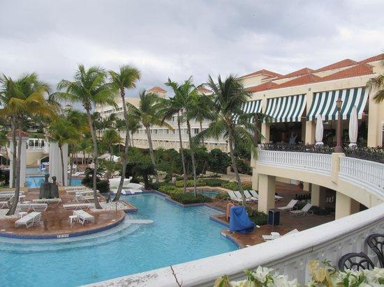 El Conquistador Resort, A Waldorf Astoria Resort: El Con Main Pool View
