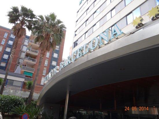 Senator Barcelona Spa Hotel : Alrededor