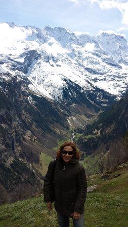 City Swiss Q Hotel Oberland: Passeio  perto  de  Interlaken