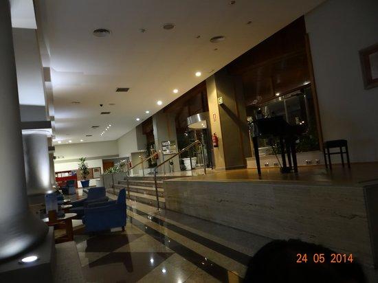 Senator Barcelona Spa Hotel : Lobby