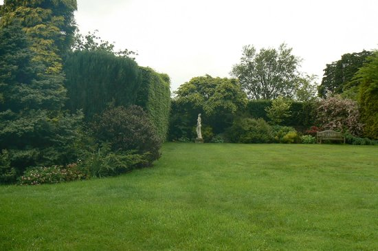 Gardens at West Acre House