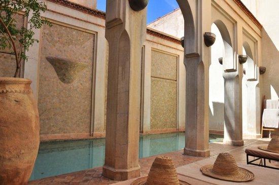 La Villa Nomade : piscine