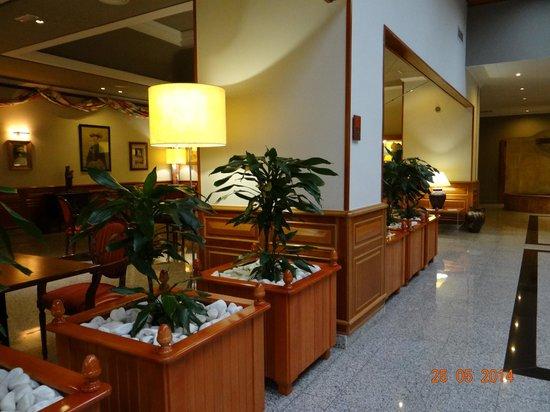 Senator Barcelona Spa Hotel : Comedor