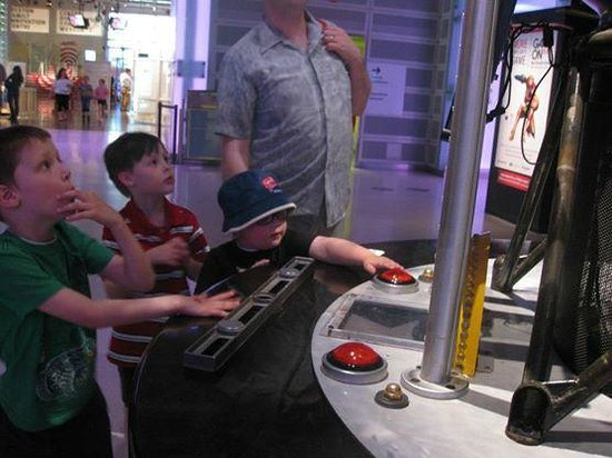 Ontario Science Centre : Good learning for the kids