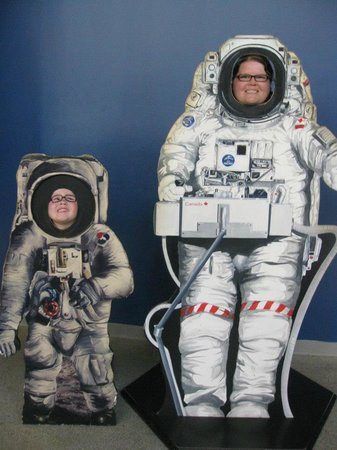 Ontario Science Centre : Fun day out for little kids