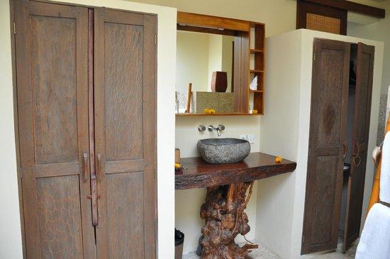 Munduk Moding Plantation: Salle de bain