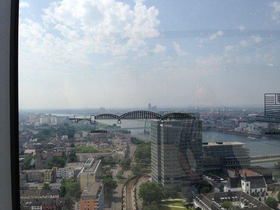 KölnTriangle: Panorama