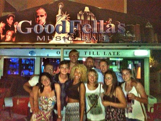 ‪GoodFellas Music Bar Alcudia‬