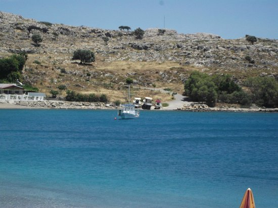 Captain Vasilis Boat Tour: The boat