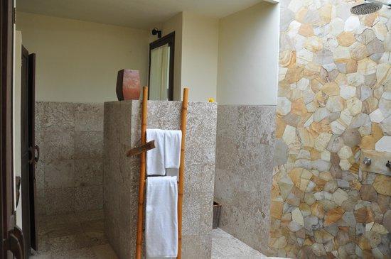 Munduk Moding Plantation: Salle de bains