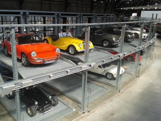 Classic Remise Dusseldorf: the row of dreams....