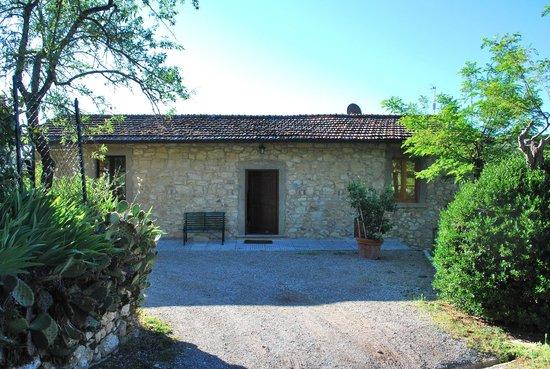 Querceto di Castellina : Lodge