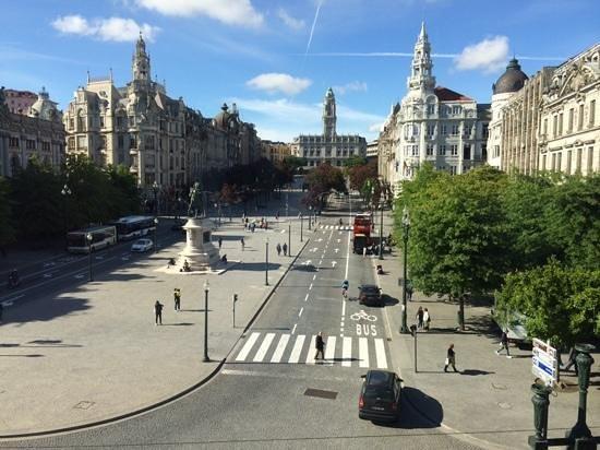 InterContinental Porto Palacio das Cardosas: View From Our Room