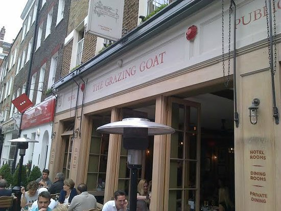 The Grazing Goat London Hotel Reviews Photos Amp Price