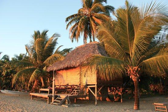 Nosy Lodge : Photo du bungalow