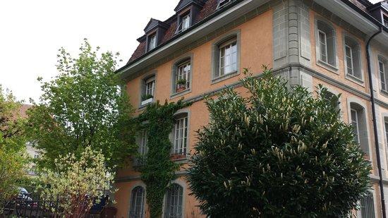 Le Ticino : Linda  casa  de  Lausanne