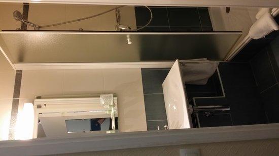 A l'Hotel des Roys : Zimmer 2 Bad