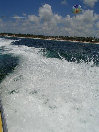 Meliá Caribe Tropical : Paseo en lancha