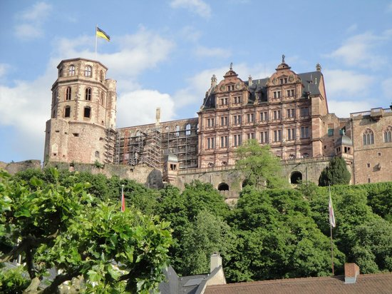 Achat Comfort Frankenthal/Pfalz: Castillo de Heidelberg