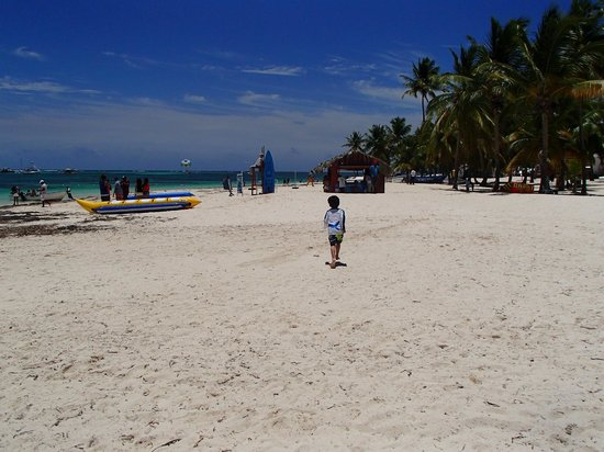 Meliá Caribe Tropical : La playa