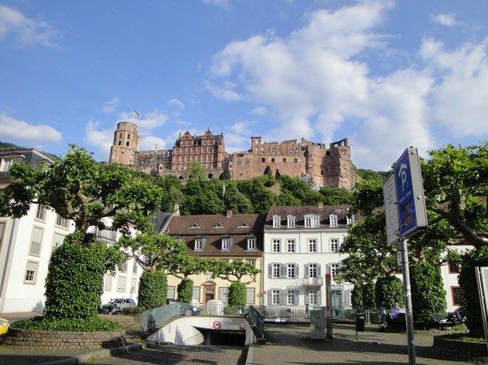 Achat Comfort Frankenthal/Pfalz: Otra vista del Castillo de Heidelberg