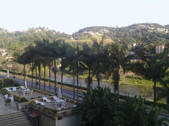 Casa do Sol Hotel: area dapiscina