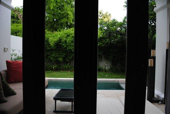 SALA Samui Choengmon Beach Resort: Pool in the villa