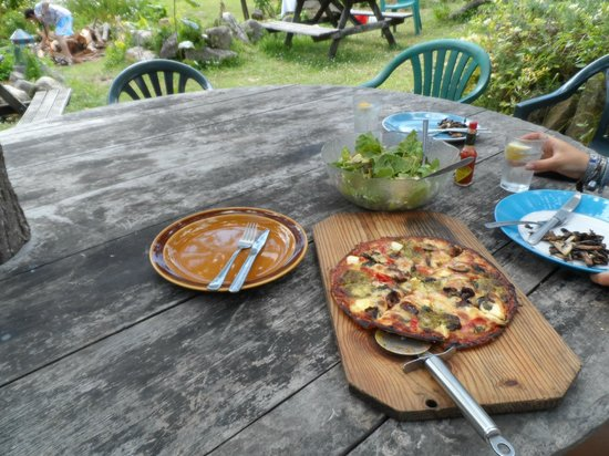 Purangi Estate Limited: Pizza