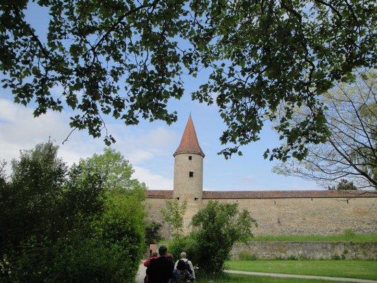Achat Comfort Frankenthal/Pfalz: Ciudad amurallada de Nuremberg