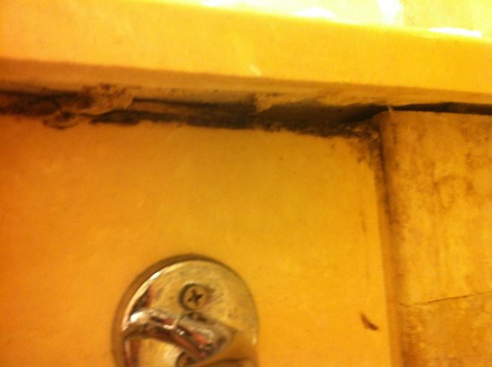 VIK Hotel Arena Blanca : Grime On Sink