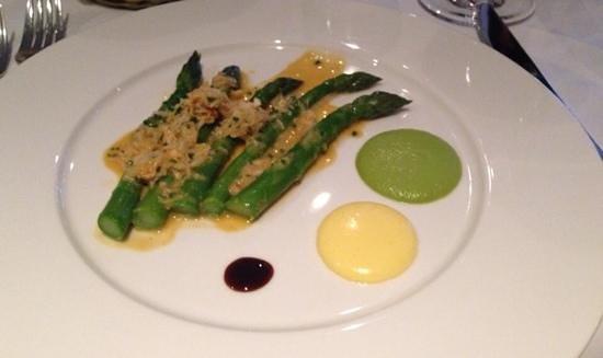 Campagne: Asparagus starter