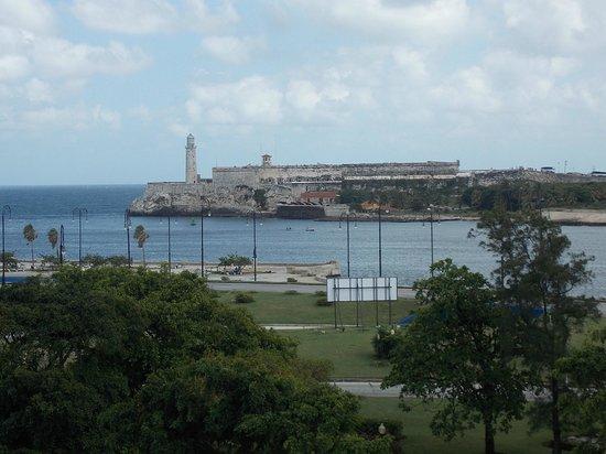 Hotel San Miguel: Vista do terraço
