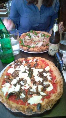 Keste : le nostre pizze