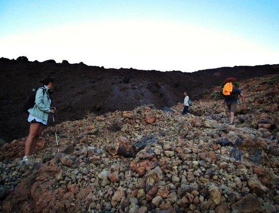 Volcan El Teide : Teide
