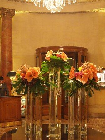 Hotel Ritz, Madrid : Lobby