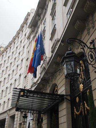 Hotel Ritz, Madrid : exterior