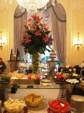Hotel Ritz, Madrid : Breakfast