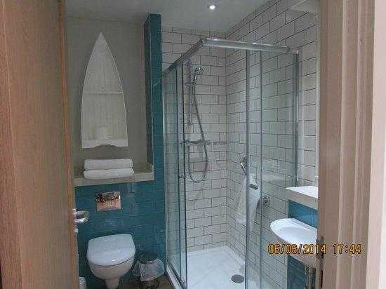 Warner Lakeside Coastal Village: Bathroom