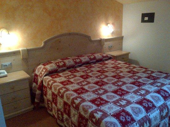 Romantic Hotel Posta 1899: la camera